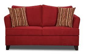 red barrel studio simmons upholstery antin loveseat sleeper sofa