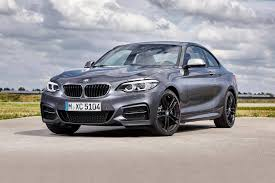 BMW Convertible bmw series 2 coupe : 2018 BMW 2 Series M240i Coupe | Vehie