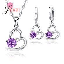White Us Purple Jewelry <b>Set</b> for Women Promotion-Shop for ...