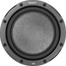 Gs Designs Subwoofer Sony Gs Series Xsgs80l 8 Inch Svc Subwoofer Set Of 1