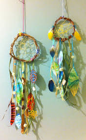 Hawaiian Dream Catcher Island Hoppers grassy Hawaiian dream catchers with watercolor 2