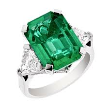 emerald rings differences between the real and synthetic. Faberge Devotion African Emerald Ring Rings Differences Between The Real And Synthetic E