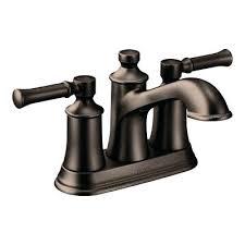 two handle bathroom faucet oil rubbed bronze moen shower