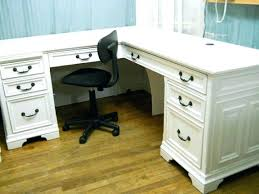 ebay office desks desk white shabby chic executive by swivel chair uk used furniture