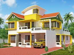 indian home design double floor phenomenal exterior paint colors