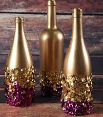 How To Decorate A Bottle Of Wine Decorate Wine Bottles Bottle Designs 21
