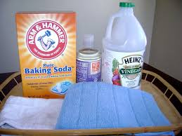 all purpose cleaner with vinegar and baking soda