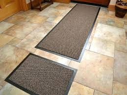 kitchen carpet runners non skid carpet runners dark beige non slip kitchen runner rug door mat