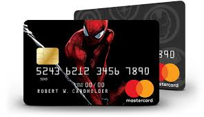 Credit Card Templates For Sale Marvel Mastercard Marvel Credit Card Marvel Mastercard Marvel