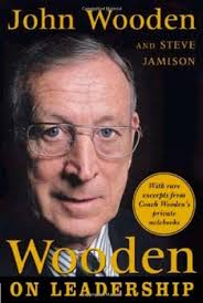 John Wooden Leadership Quotes Simple Wooden On Leadership How To Create A Winning Organization By John