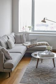 my nyc living room with article winston willow new york city furniture