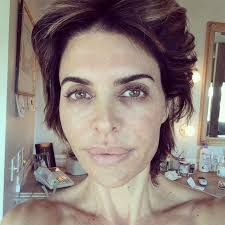lisa rinna posted this photo to insram on oct 28 2016 with the caption i woke up like this unicef wakeupcall