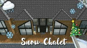 ❄Snow Chalet 🏡 - Stacie Sims Freeplay - YouTube