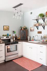 Kitchens For Small Flats 17 Best Ideas About Small Kitchen Lighting On Pinterest Diy