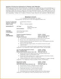 Usa Jobs Cover Letter Sample Resume Template Inspirational Id