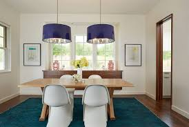navy blue pendant lights stirring 20 diffe shades for an awesome dining area home design ideas
