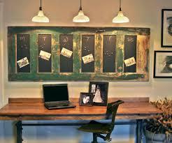 retro home office. Home Office Vintage Decor Simple Design Retro D