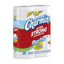 charmin bathroom tissue. Amazon.com: Charmin Ultra Strong Toilet Paper 6 Mega Rolls; Pack Of 3; 18 Total Rolls: Health \u0026 Personal Care Bathroom Tissue R