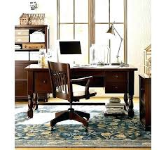 pottery barn rug round rugs blue adeline