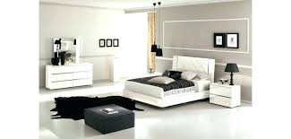 White Lacquer Bedroom Furniture Set Italian Gray J M F – satellit.info