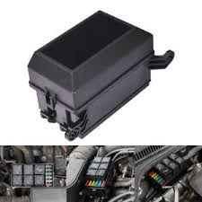 fuse relay box parts & accessories ebay  at How To Open Fuse Relay Box