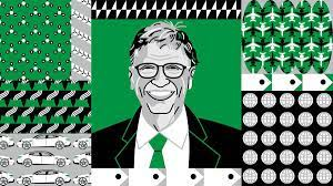 How To Solve Climate Change: Bill Gates Wants You To Know Two Numbers