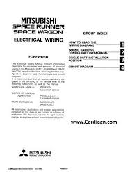 mitsubishi space wagon 1998 wiring diagram mitsubishi discover mitsubishi space runner space wagon 19921997 electrical wiring pdf engine cooling system troubleshooting engine image about furthermore 1990 lincoln