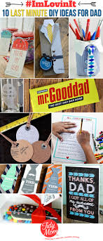 10 last minute diy ideas for dad father s day gift ideas at tidymom
