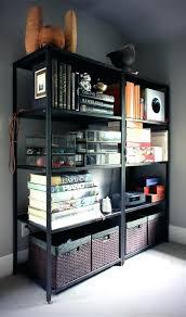 design architecture custom steel freestanding shelving units made uk atlas