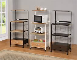 Image of: Microwave Cart IKEA