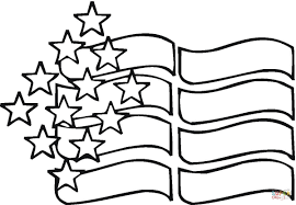 Small Picture American Stars coloring page Free Printable Coloring Pages