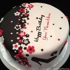 Birthday Cake With Name Online Greetings Cards Maker Free Article