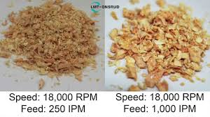 Cnc Feeds And Speeds Chart Calculating Speed And Feeds By Lmt Onsrud