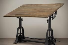 office desk hardware. restoration hardware 1910 american trestle drafting table office desk i