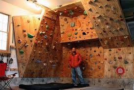 Small Picture DIY Rock Climbing Wall for Under 100 Garage Gym Reviews