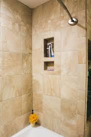advantages of tile showers