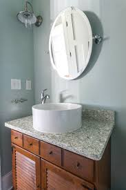 Diy Lights Sink Cabinets Double Fixtures Small Mirrors Light