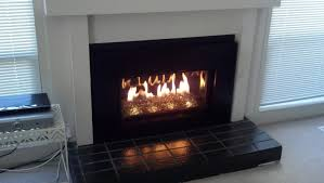 easy fireplace gas inserts in fireplaces gas logs ventless design ideas for contemporary living room