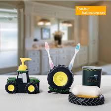 Best Bath Decor bathroom kit : Kids Bathroom Sets Personality Tractor Kit Para Banheiro High ...