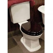 dark wood toilet seat. luxury toilet seat - dark walnut. zoom wood m