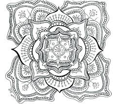 Difficult Coloring Pages To Print Difficult Coloring Pages Free Hard ...