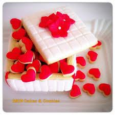 San Valentin Decoration Cajita De Corazones Para San Valent N Cookie Connection