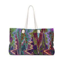 Original Design Bags Amazon Com Funky Unique Original Design Weekender Bag 102