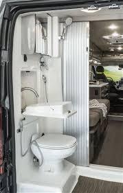 travato interior bedroom and bathroom winnebago rvs