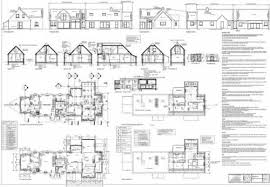 architectural drawings of houses. The Difference Between Planning And Construction Drawings (Part 2) - MARK  STEPHENS ARCHITECTS Architectural Of Houses A