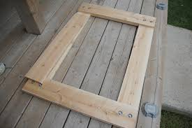 building a wood mirror frame rustic60 rustic