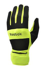 <b>Всепогодные перчатки для</b> бега Reebok (Рибок) арт RRGL ...