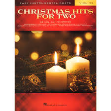 Light The Candles All Around The World Instrumental Christmas Hits For Two 22 Easy Instrumental Duets For Two