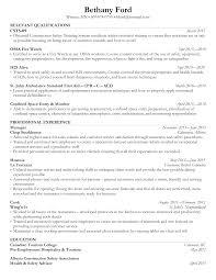 5 Kick A Rezi Ats Optimized Resume Examples Rezi Blog Utah