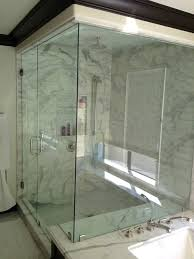seamless glass shower door installation beach ca frameless doors menards